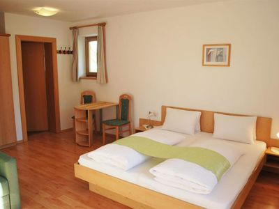 Photo for Quadruple Room 14, shower / WC, 1 to 2 nights FR - Berggasthof Bärnstatt
