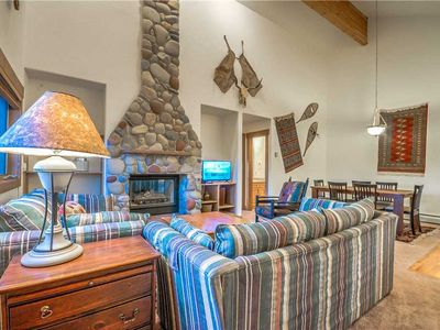 Photo for Highly Rated Steamboat Rental - Spacious Mountain Townhome, Private Hot Tub and Deck.