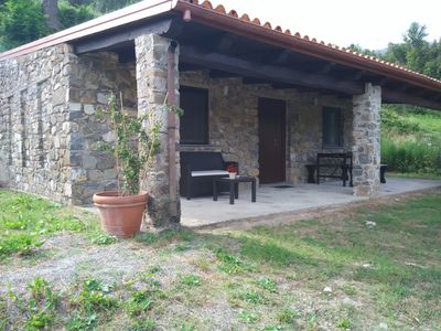 Photo for House immersed in the greenery of the Cilento Park