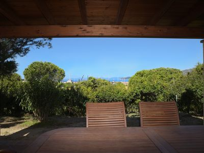Photo for Independent villa with garden near the sea