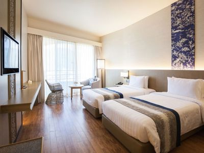 Photo for Partial Seaview , Deluxe Room #04