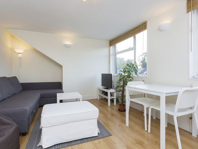 Photo for UP TO 20% OFF - A clean and sleek 2 bed home located in leafy Wandsworth (Veeve)