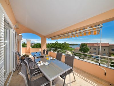 Photo for Apartment Ani  A6(2+2)  - Privlaka, Zadar riviera, Croatia