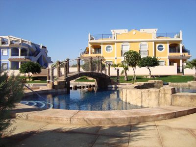 Photo for Cabo Roig, Costa Blanca, local to beaches and golf by car.