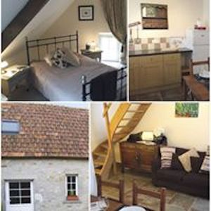 Photo for La Grange  one bedroom beautiful country cottage in rural Fresville Normandy