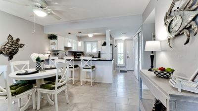 Photo for UNIT 120! 1st Floor, Beautiful, Steps to Pool! BOOK ONLINE AND SAVE!