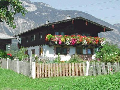 Photo for Lovely Apartment on Working Farm in Strass im Zillertal