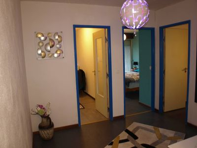 Photo for 2BR Apartment Vacation Rental in Saverne, Grand Est