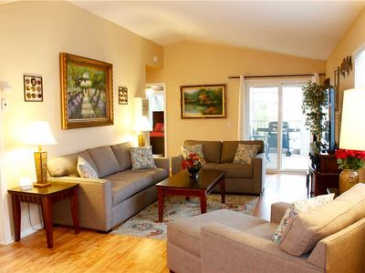Photo for Beautiful 2 Bedroom condo in Oceanside-walkable to the beach