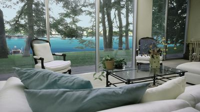 Photo for Hamptons Waterfront Architectural Gem / New Listing!