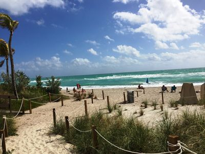 Photo for Great Beachfront South Florida Condominium between Miami & Ft Lauderdale!!!