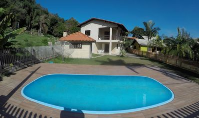 Photo for House with pool 10/18 people at 350m from Rusty Beach