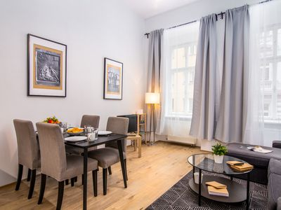 Photo for Radiant Apartment Serikova - Apartment for 4 people in Praha