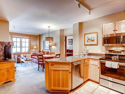 Photo for 2Br Condo @ Dakota Lodge 8513~Kids Ski Free~Walk to Gondola