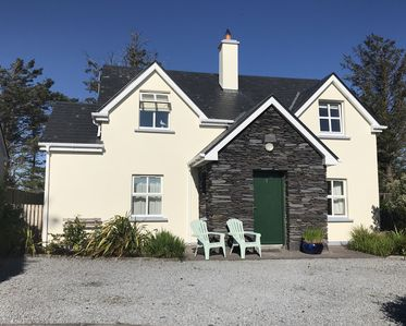 Photo for Recently built 4* holiday cottage beside beach (child friendly)