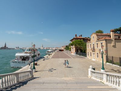 Photo for Big apartment at Castello Gardens, close to Biennale Expo