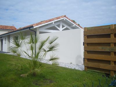 Photo for HOUSE WITH HEATED SWIMMING POOL 5 M FROM OCEAN, VILLAGE AND MARINE LAKE