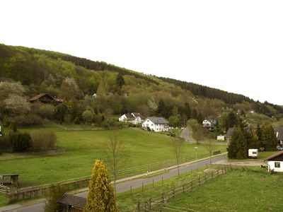Photo for TalBlick3 - apartment with large living / dining room and balcony with beautiful views of the valley