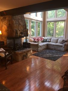 Photo for 4BR House Vacation Rental in Lake Harmony, Pennsylvania