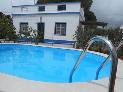 "Photo for Typical Algarve House - Fuzeta, Arrroteia ""Casas carpinteiro"""