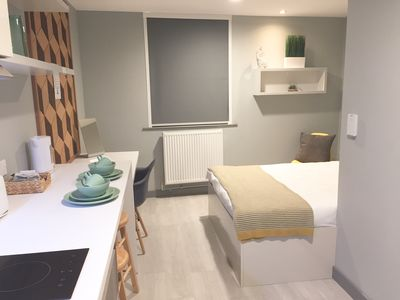 Photo for Modern Studio Apartment in City Centre 213