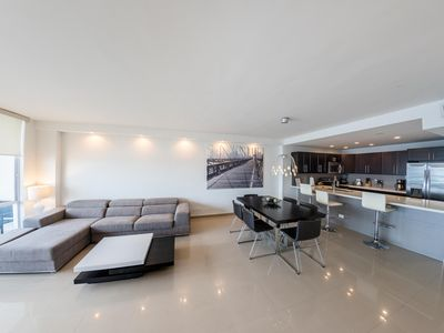 Photo for Miami Beach Oceanfront Apartments -A - 2 bed/2 bath