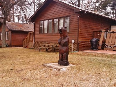 Photo for 2BR Cottage Vacation Rental in Tomahawk, Wisconsin