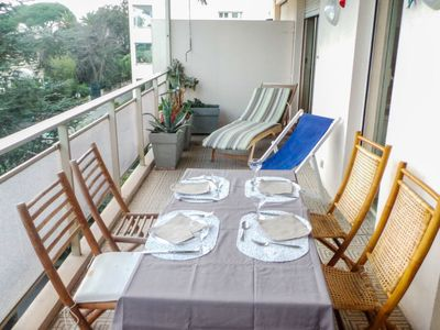 Photo for Apartment Les Aliscamps in Cannes - 4 persons, 1 bedrooms