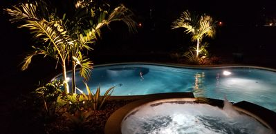 Night swim, anyone?