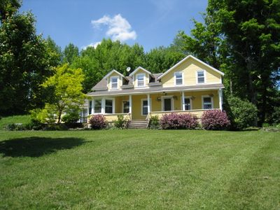 Photo for Spacious Farmhouse with Great Views, Inside and Out, Year Round