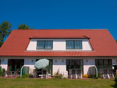 Photo for well-kept apartment, private entrance, near the beach, 5-6 beds, WiFi, animals on request