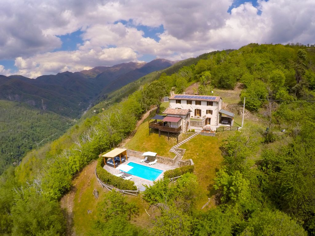 Stunning Hilltop Tuscan Villa Private Pool Spectacular