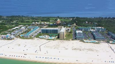 Photo for Beautiful 7th Floor Views - Directly on the Beach - Perfect Resort Location