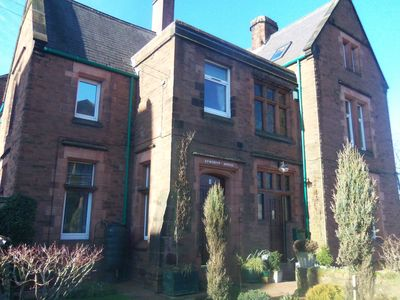 """Photo for """" The Eyrie at Epworth House """"  Penrith. near to town centre location CA11 7QW."""