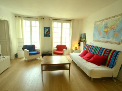 Photo for Peaceful 60m2 In The Heart Of Paris - Latin Area