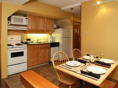 Photo for Whistler, Canada: 1 BDRM Deluxe w/Fireplace, Jetted Tub, FREE WIFI, Resort Pool