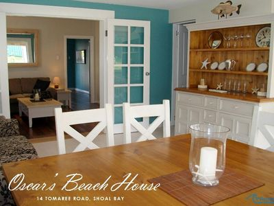 Photo for Tomaree Road, 14, Oscars Pet Friendly Beach House