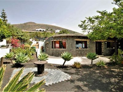 Photo for Casa Tabobo - Refurbished 100 year old finca with stunning sea views and hot tub