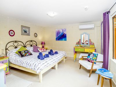 Photo for Self-catering Flatlet with Private Courtyard in Bed and Breakfast