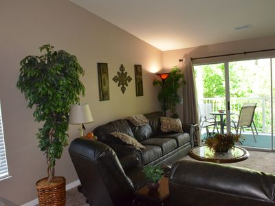 Photo for Harmony with Nature/ Newly Remodeled/Affordable/ Indoor Pool/ Amazing Amenities