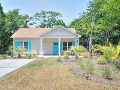 Photo for Brand New-Beautifully, Charming 3 Bdrm/2 Bath Beach Home-Sleeps 6