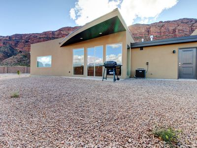 Photo for Tranquil home w/ amazing views & great location close to Arches NP