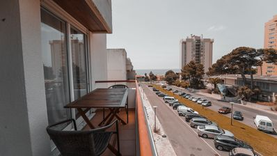Photo for Sea River apartment with spectacular river and sea view on the Cascais line