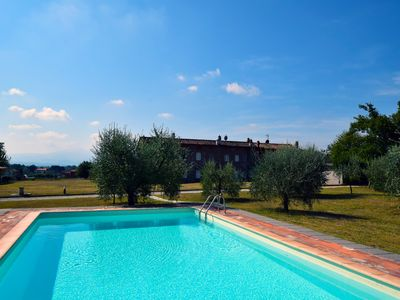 Photo for TUSCAN COUNTRY HOUSE A FEW MINUTES FROM LUCCA, POOL AND LARGE GARDEN, WI-FI