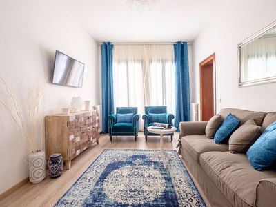 Photo for Ai Turchesi - sleeps 6 guests  in 3 bedrooms