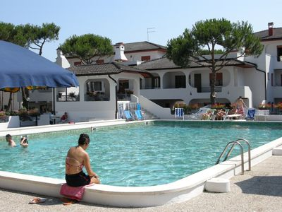 Photo for Holiday apartment Residence Sporting Club