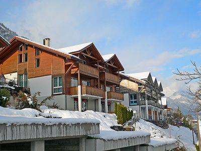 Photo for Apartment Seematte 13  in Niederried, Bernese Oberland - 6 persons, 3 bedrooms