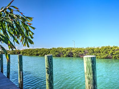 Photo for 2Bedroom Single Family Home on Key Colony Beach with Dock and Cabana Club