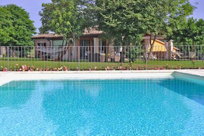 Casa Emanuela - Fenced-in pool, perfect for children
