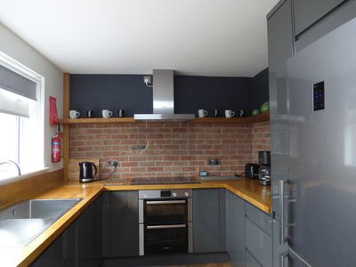 Photo for Lady Edith's, Hot Tub, WiFi, sleeps 4, 3 bedroom House in Old town, Bridlington.